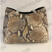 Bag Damen Leder python - TV000527