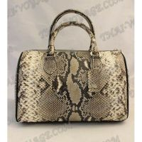 Signore borsa in pitone pelle - TV000530