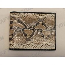 Purse male python leather - TV000533