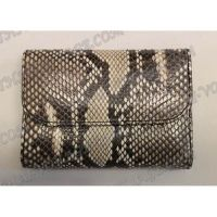 Purse female from python - TV000540