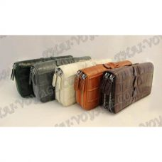 ワニ皮から財布 - TV000551