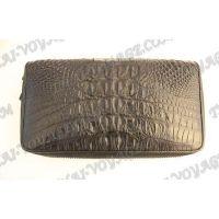 Wallet crocodile leather - TV000552