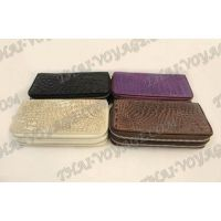 Wallet crocodile leather - TV000554