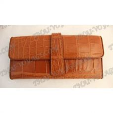 Purse female crocodile leather - TV000558