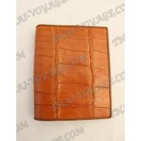 Wallet male crocodile leather - TV000562