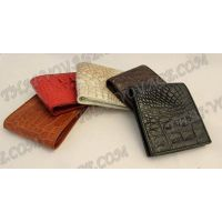Purse male crocodile leather - TV000564