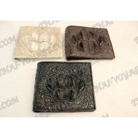 Purse male crocodile leather - TV000566