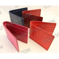 Wallet from crocodile leather - TV000569