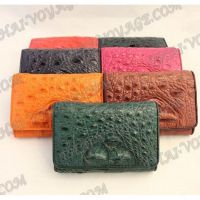 Wallet female crocodile leather - TV000570