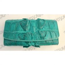 Purse female crocodile leather - TV000575