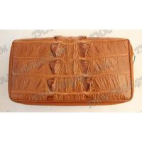 Purse female crocodile leather - TV000578