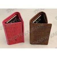 Key case crocodile leather - TV000580