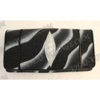 Purse female stingray leather - TV000588