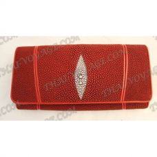 Purse female stingray leather - TV000591