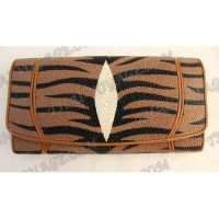 Purse female stingray leather - TV000598