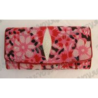 Purse female stingray leather - TV000600