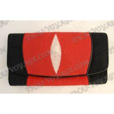 Purse female stingray leather - TV000607