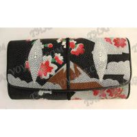 Purse female stingray leather - TV000611