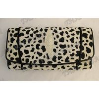 Purse female stingray leather - TV000613