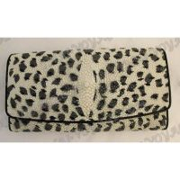 Purse female stingray leather - TV000614