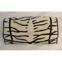 Purse female stingray leather - TV000615