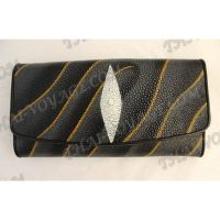Purse female stingray leather - TV000617