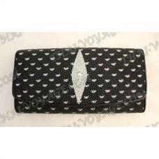 Purse female stingray leather - TV000618