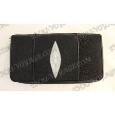 Uomini Wallet stingray pelle - TV000622