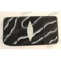 Wallet male stingray leather - TV000623