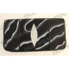 Uomini Wallet stingray pelle - TV000623
