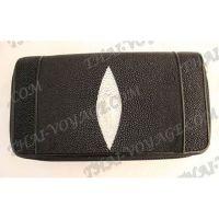 Бумажник мужской из кожи ската - TV000624