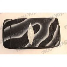 Uomini Wallet stingray pelle - TV000625
