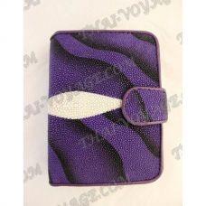 Purse female stingray leather - TV000644