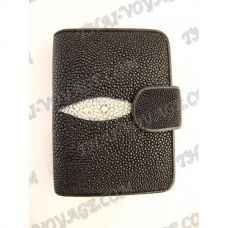 Purse female stingray leather - TV000646