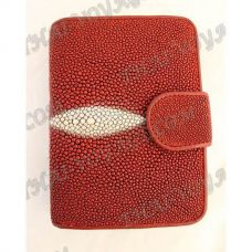 Purse female stingray leather - TV000648