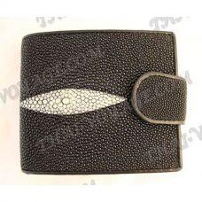 財布の女性は革をアカエイ - TV000653