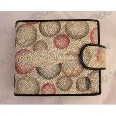 Purse female stingray leather - TV000657