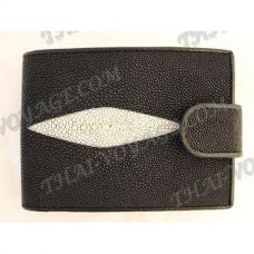 Purse male stingray leather - TV000658