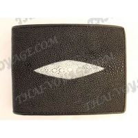 Purse male stingray leather - TV000659