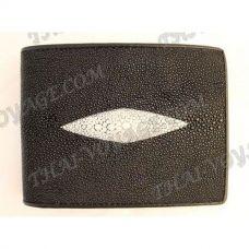 Purse male stingray leather - TV000659