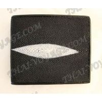 Purse male stingray leather - TV000661
