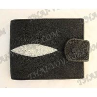 Purse male stingray leather - TV000664