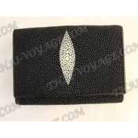 Purse female stingray leather - TV000665