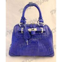 Sac dames de crocodile en cuir - TV000668