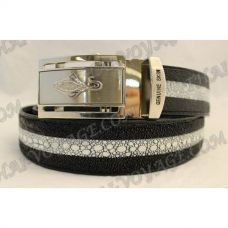 Belt male stingray leather - TV000672