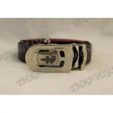 Belt female crocodile leather - TV000676