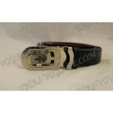 Belt female crocodile leather - TV000677