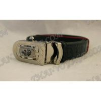 Belt female crocodile leather - TV000678