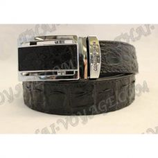 Belt male crocodile leather - TV000683