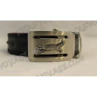 Belt male crocodile leather - TV000684